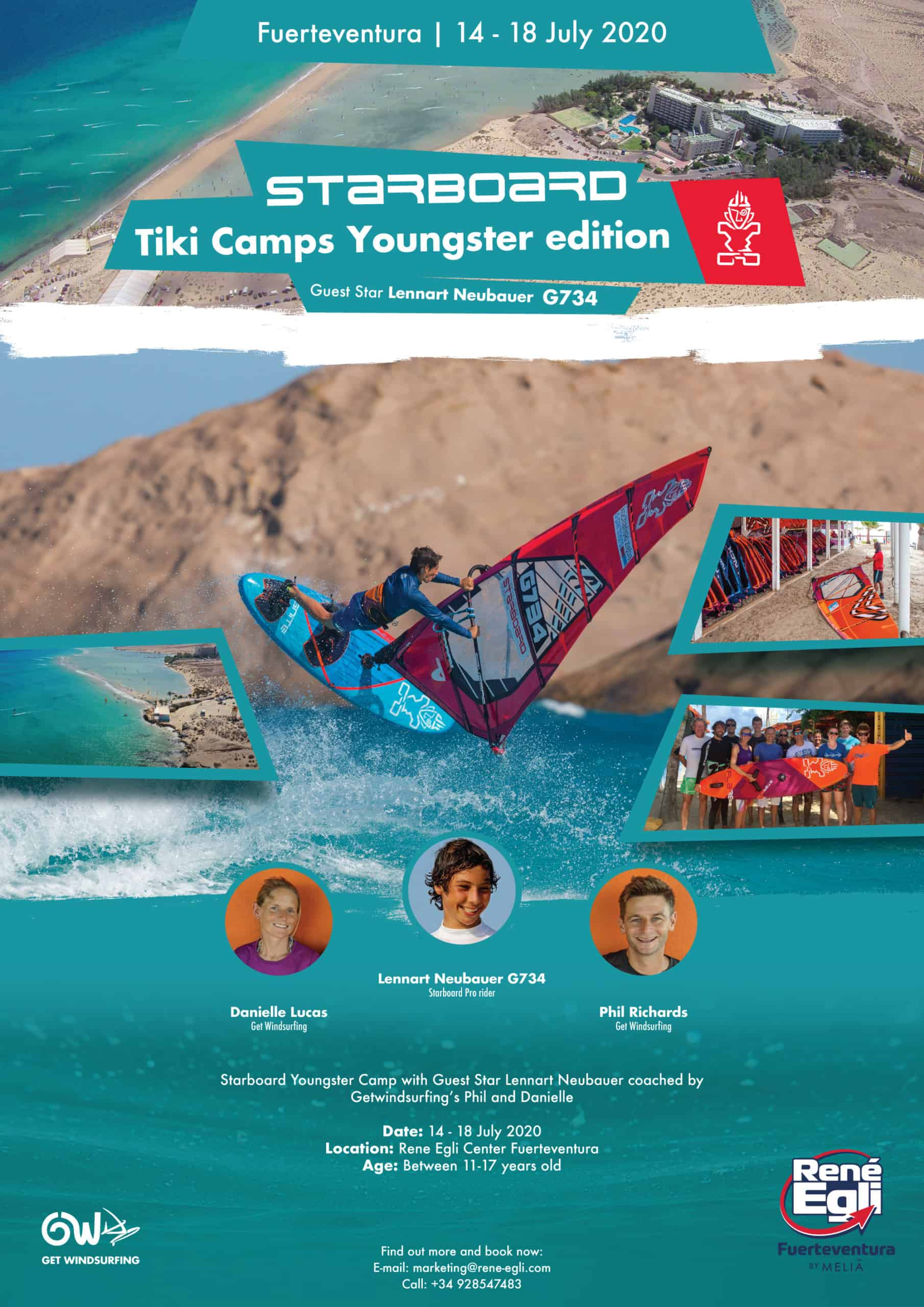 Exclusive Tiki Camps Youngster Edition Is Here - 3 - Windsurf