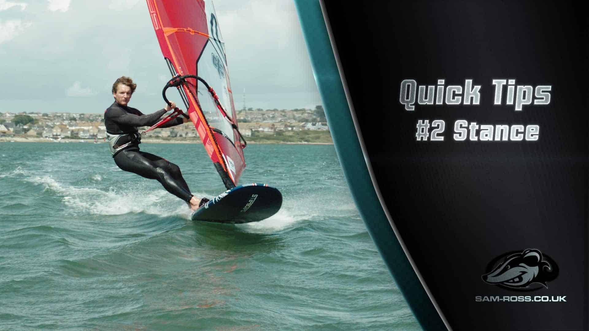 New Windsurfing Quick Tips Video Series With Sam Ross - 2 - Windsurf