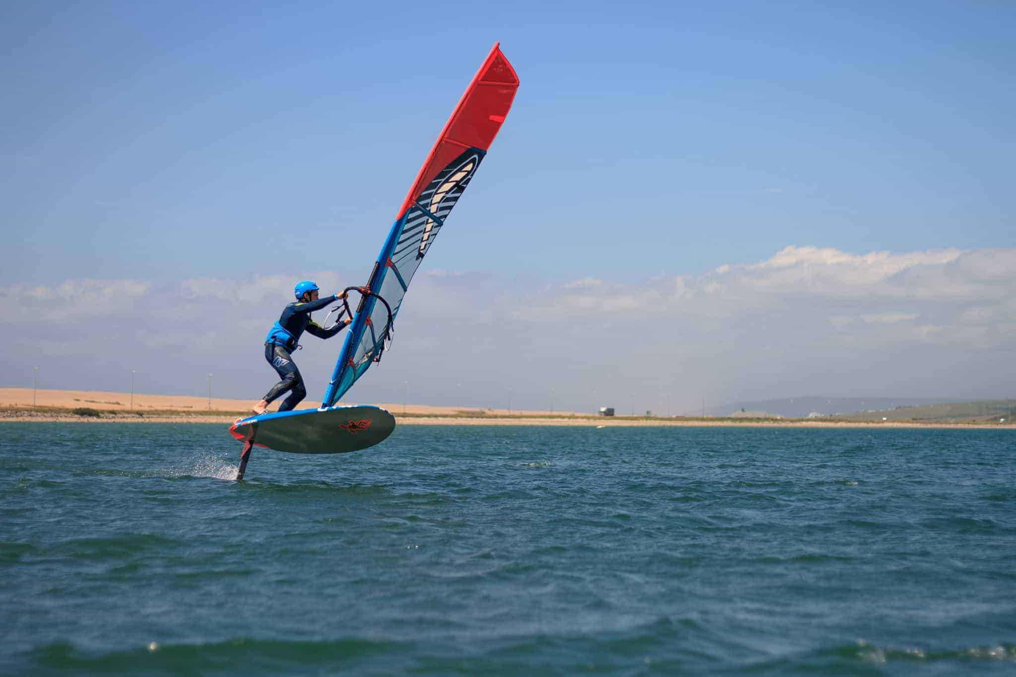 New Windsurfing Quick Tips Video Series With Sam Ross - 3 - Windsurf