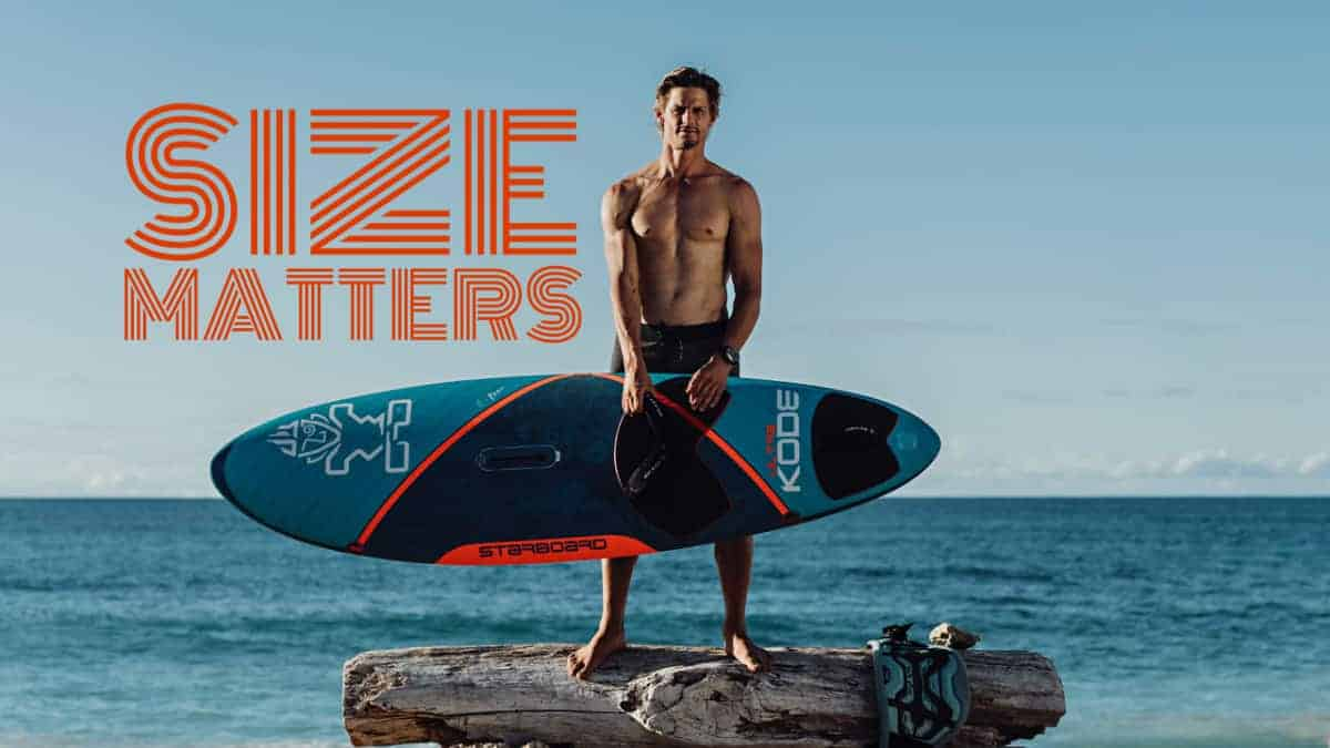 Size Matters: Ignite - Find The Right Size Board For You - 4 - Windsurf