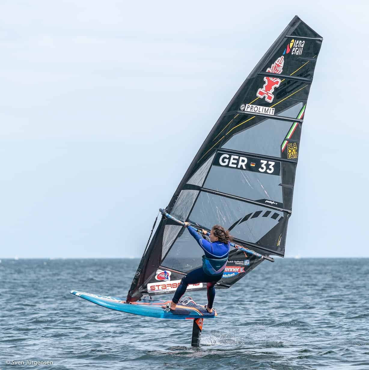First IQFoil Boards Are Delivered - 2 - Windsurf