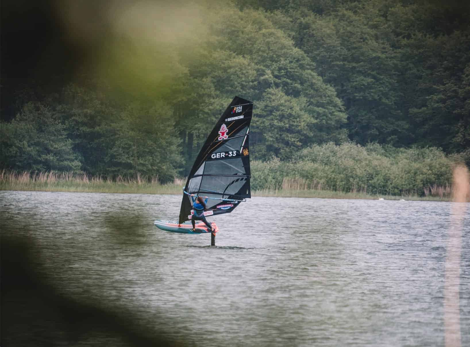First IQFoil Boards Are Delivered - 4 - Windsurf