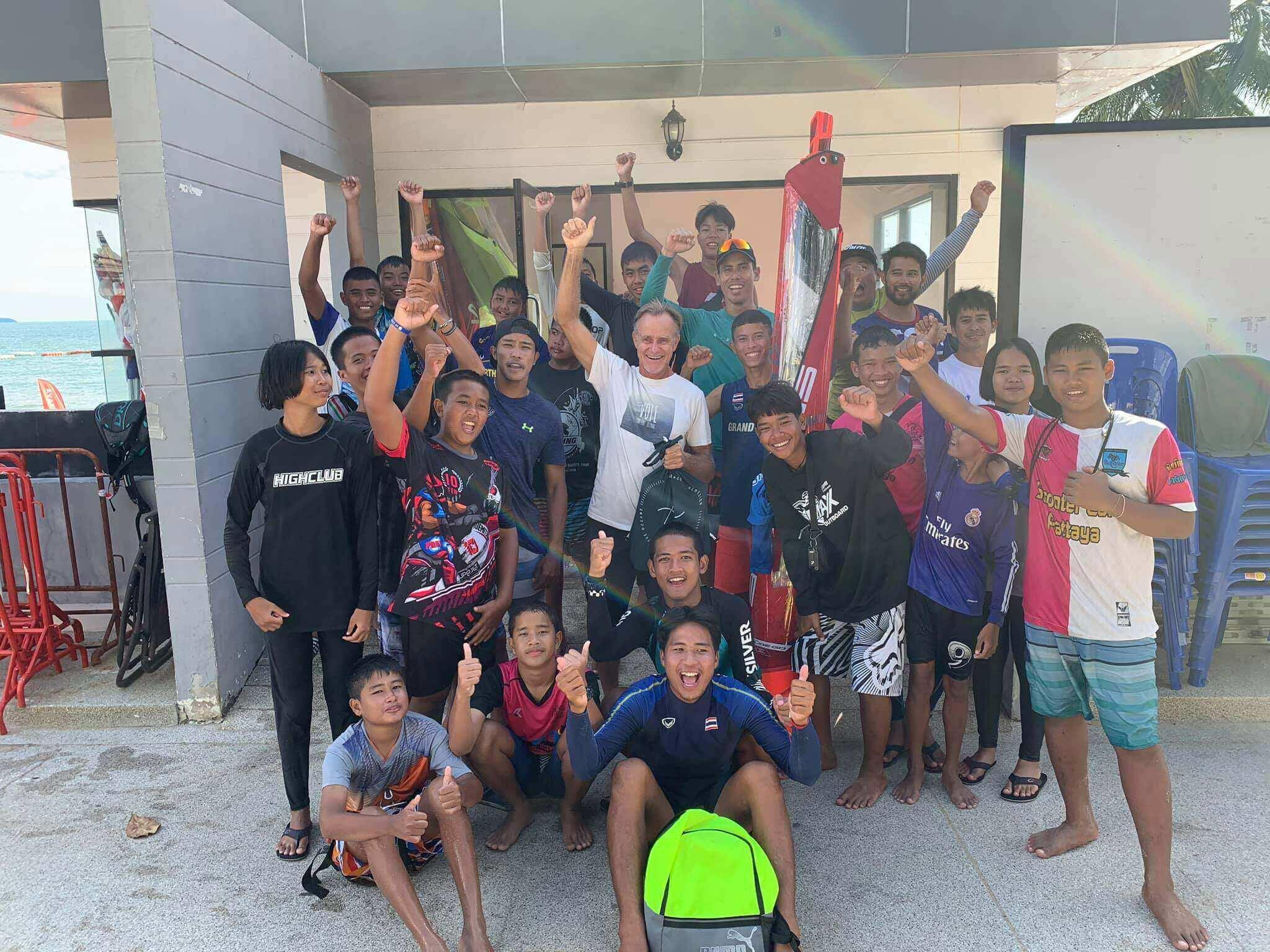First Thai IQFoil Junior Event - 5 - Windsurf