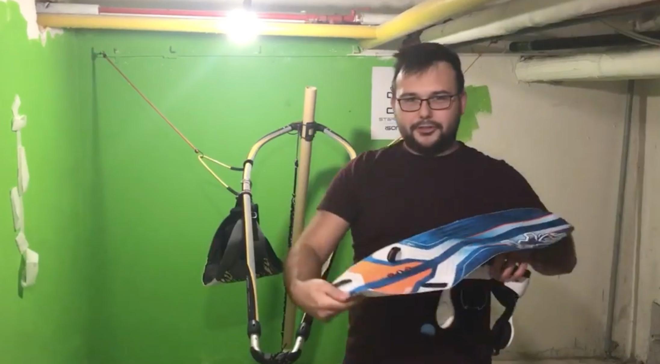 Winner Of A New iSonic - 3 - Windsurf