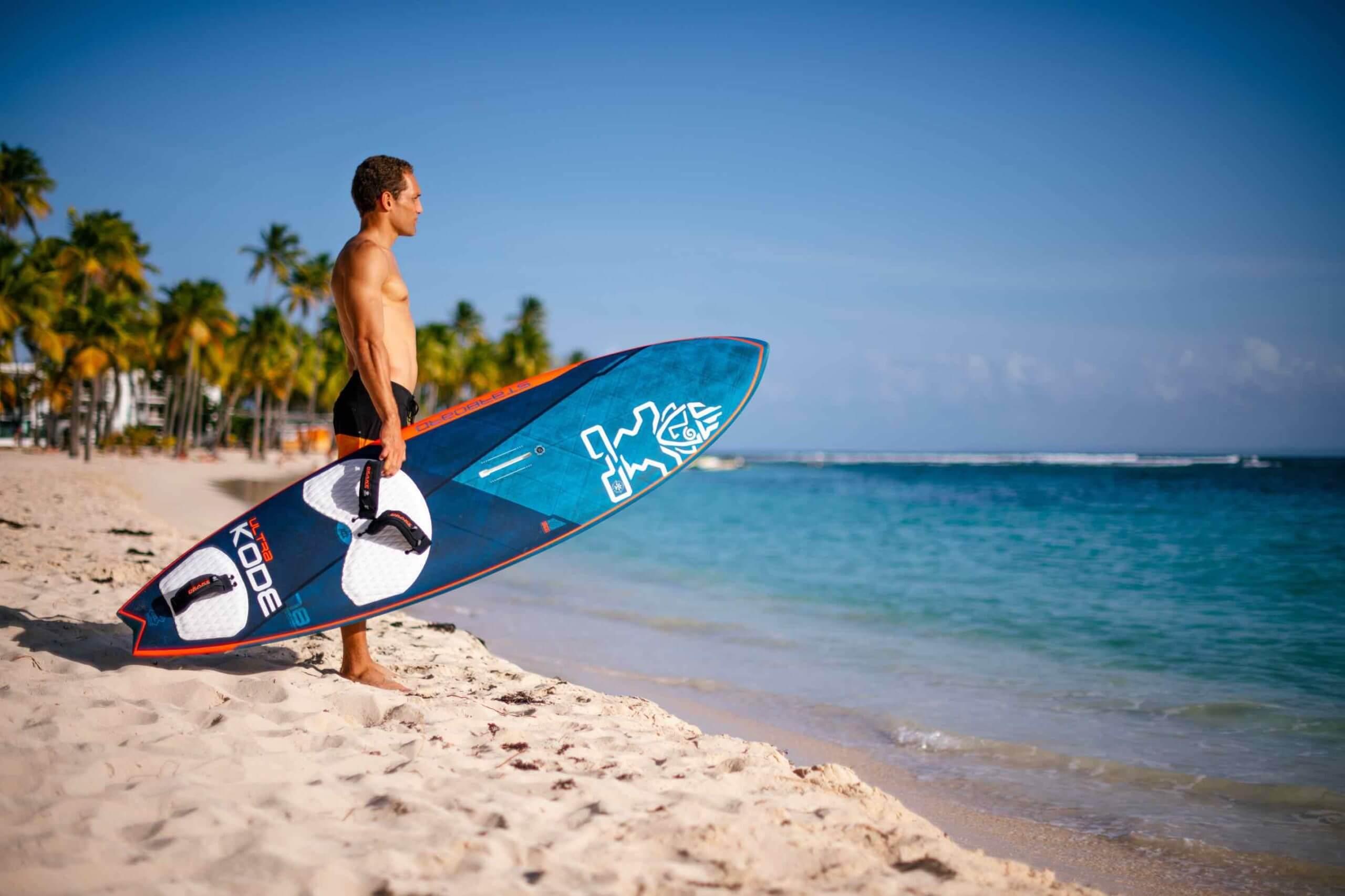 Antoine Martin Joins Starboard´s Dream Team - 2 - Windsurf