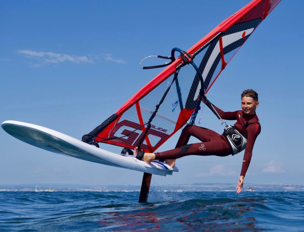 Iq Foil Youth&junior – Official World Sailing Class Status - 2 - Windsurf