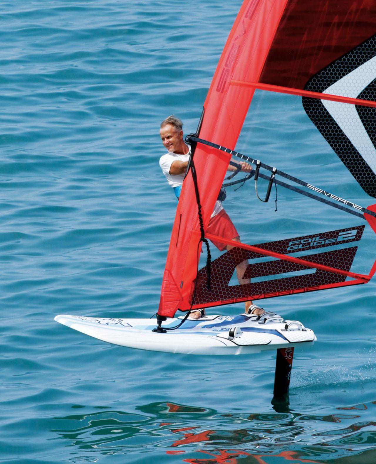 Iq Foil Youth&junior – Official World Sailing Class Status - 4 - Windsurf