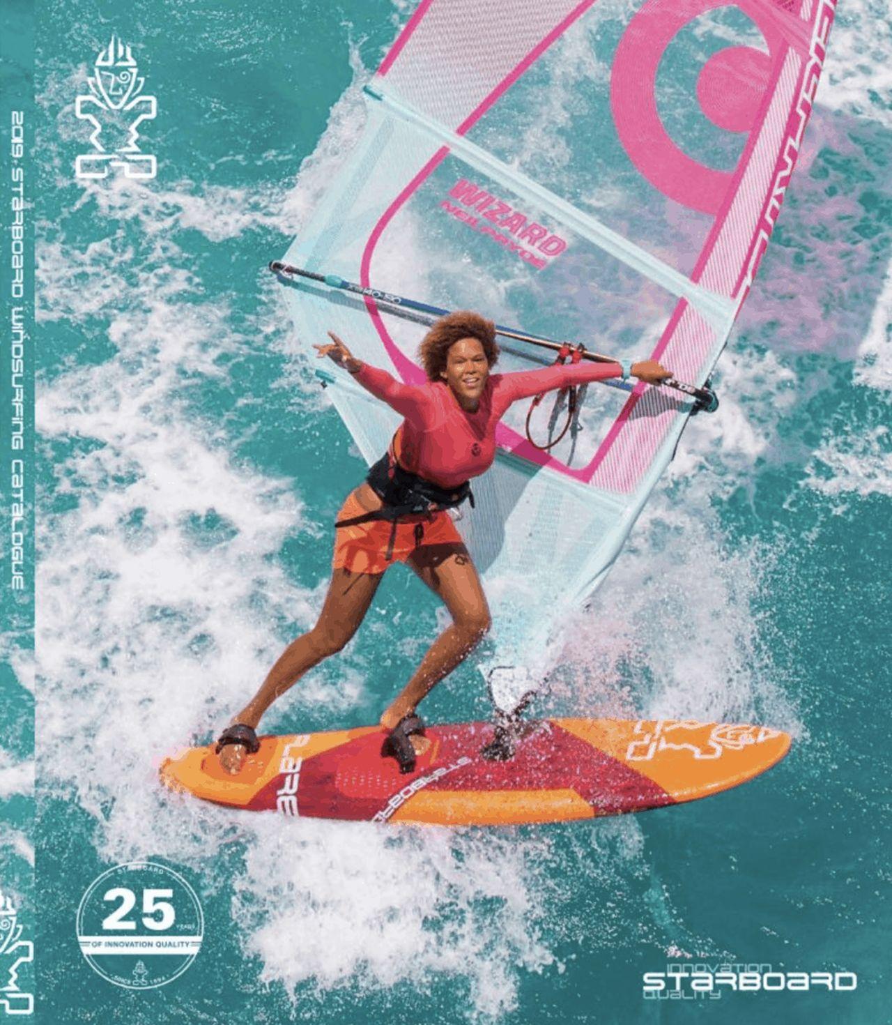 16 X Sarah-Quita + Starboard-15   Windsurf