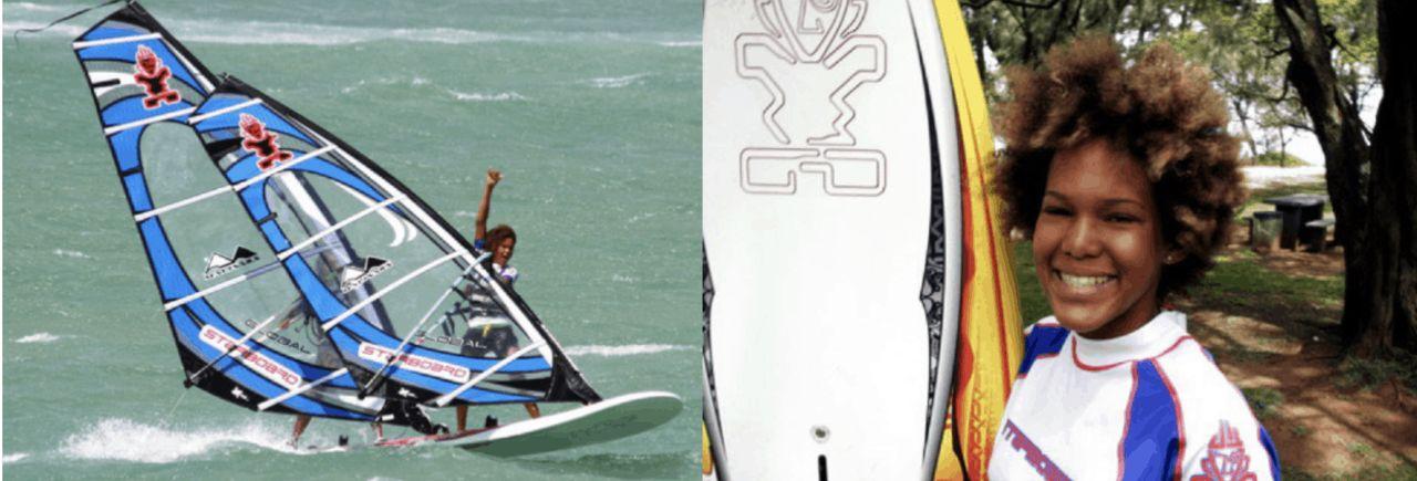 16 X Sarah-Quita + Starboard-4   Windsurf