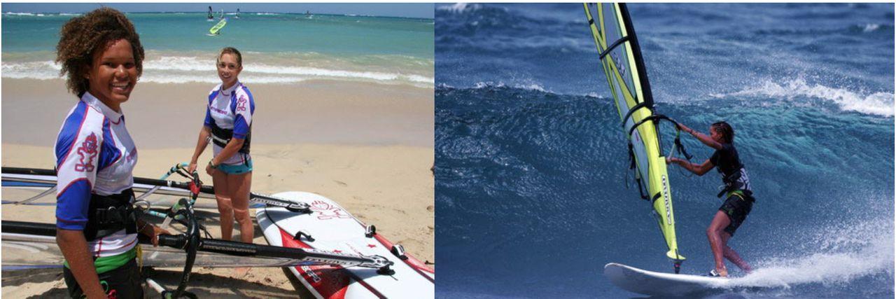 16 X Sarah-Quita + Starboard-5   Windsurf