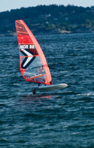axel foiling